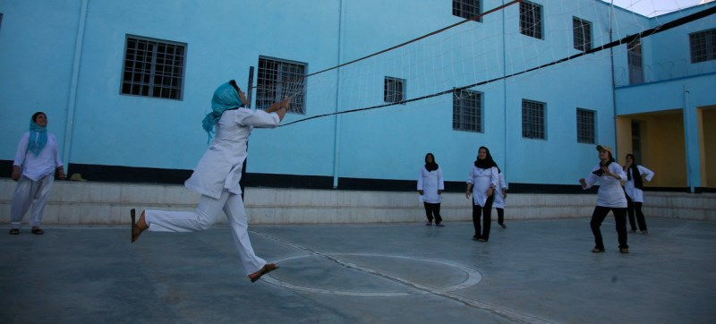 UNICEF stresses Afghan girls must not be excluded from school