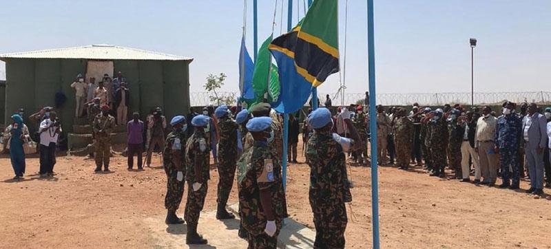 UN-African Union Mission in Darfur in final shutdown phase