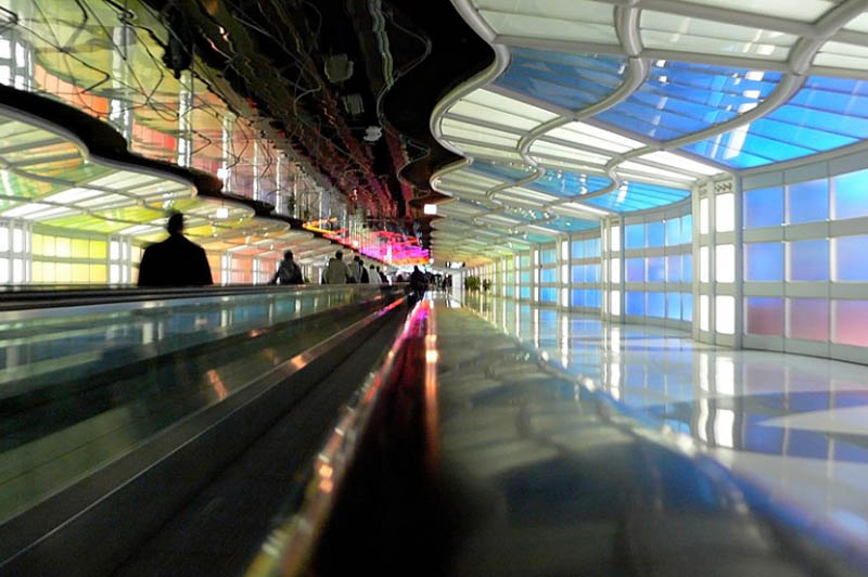 Man lived in Chicago airport for 3 months due to fear from COVID-19 : Reports