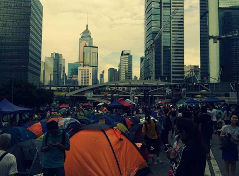 Popular newspaper editorial slams China over treatment towards Hong Kong