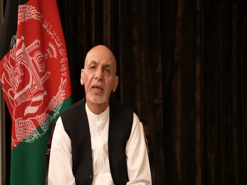 'I vow to get back..came to UAE in sandals, didn't steal public money': Afghan Prez Ashraf Ghani