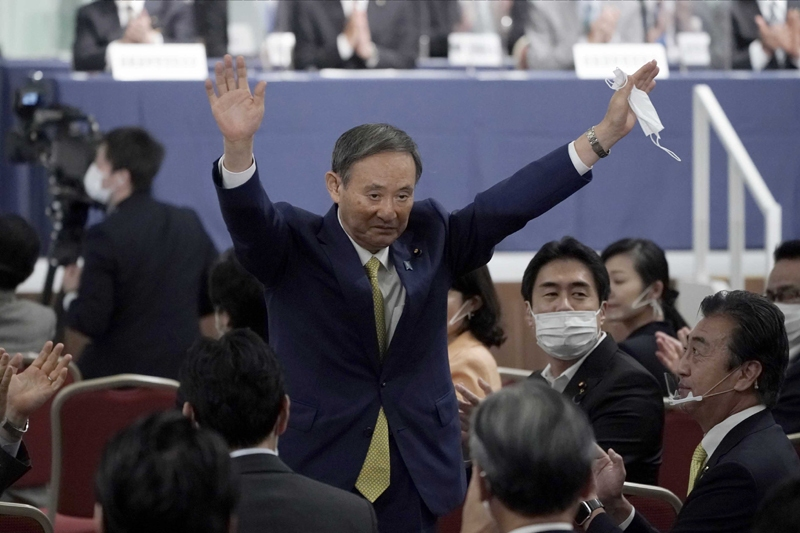 Japan, US to cooperate in attempts to stop climate change: Prime Minister
