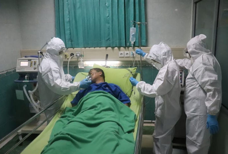 Pakistan reports 5,661 new COVID-19 cases