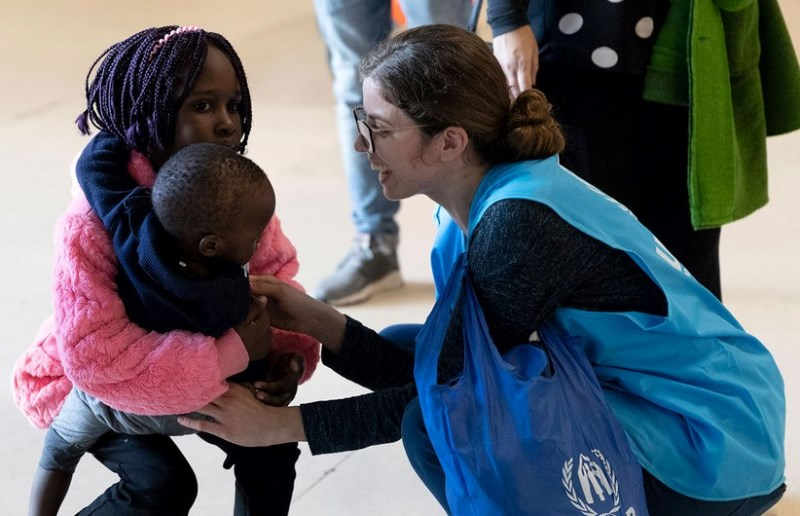 UN refugee agency calls for 'new chapter for refugee protection' across Europe