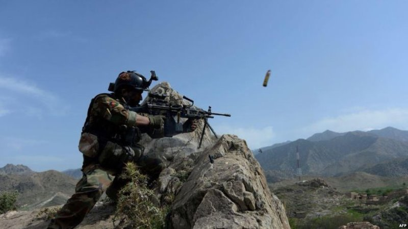 Afghanistan: Heavy clashes between security forces, Taliban taking place close to police HQ in Lashkargah city