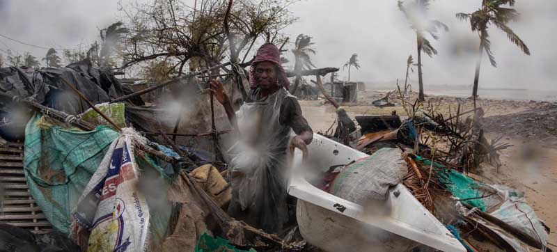 Mozambique: UN responds as thousands are caught in the wake of devastating Cyclone