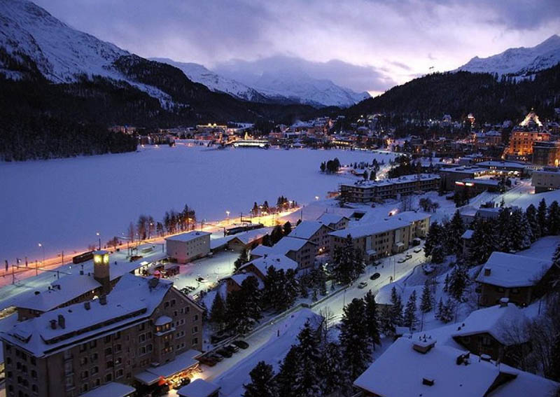 Switzerland closes two hotels in St. Moritz resort due to spread of mutated COVID-19