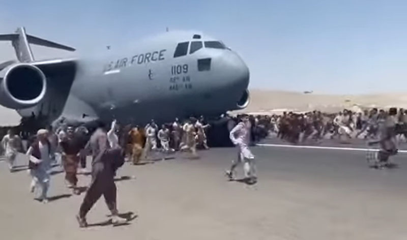 Avoid travelling to Kabul airport: US Embassy in Afghanistan