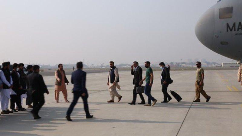 WHO chief Tedros Ghebreyesus arrives in Kabul, to meet Taliban leadership
