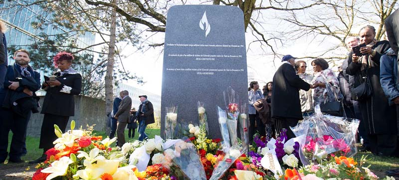 Counter hate-driven movements, Guterres urges, reflecting on Rwandan genocide