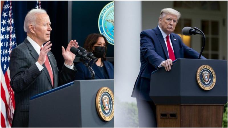 Donald Trump blames Joe Biden administration for 'humiliation' US currently faces