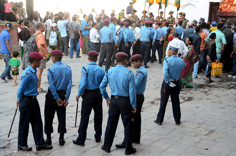 Nepal: Students, police clash during protest against parliament dissolution