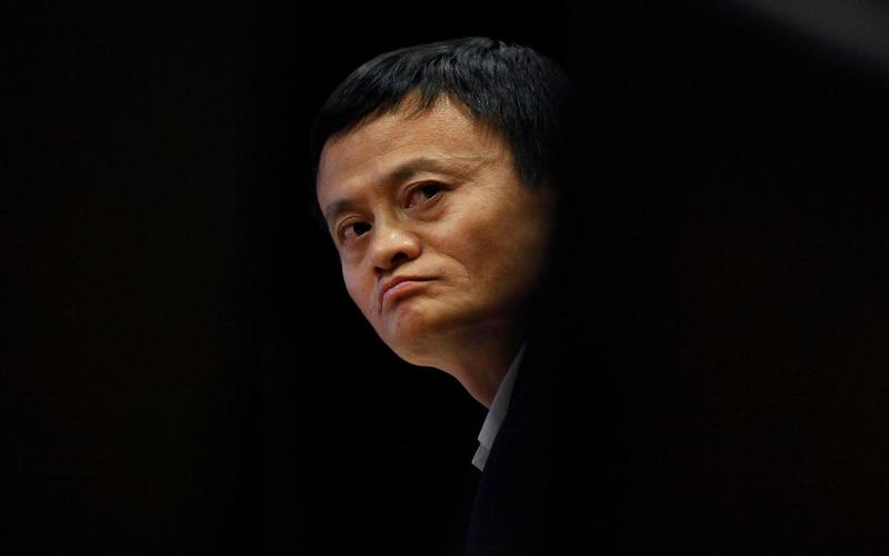 Did Chinese billionaire Jack Ma go missing for flying too close to the red sun?