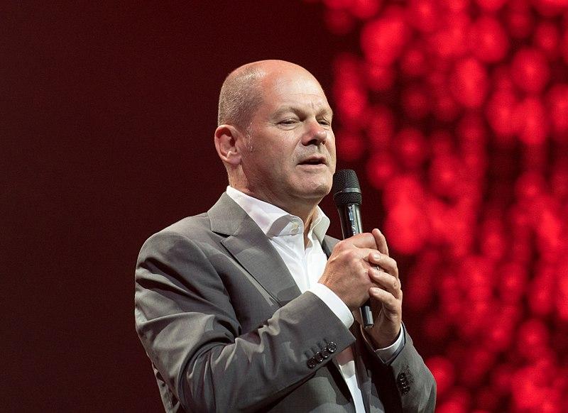German federal election: Social Democrats' Scholz declares victory