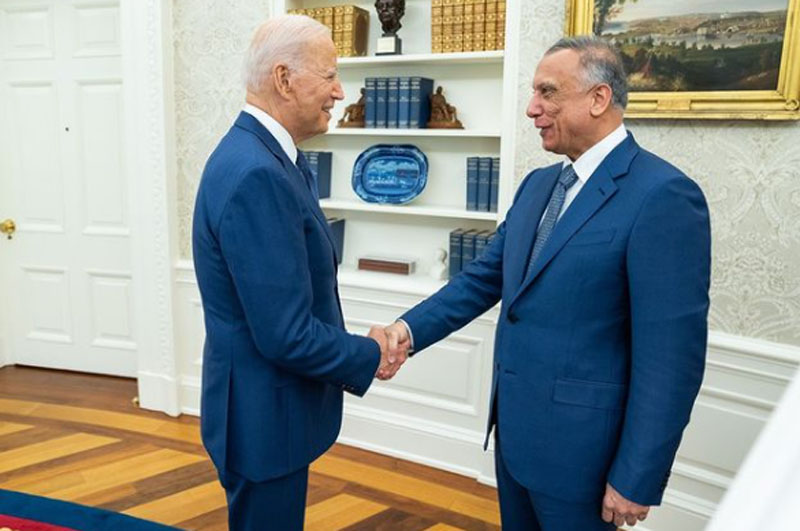 Joe Biden announces US combat forces to leave Iraq by end of year