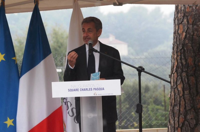 Ex-French President Nicolas Sarkozy sentenced to jail over corruption charges